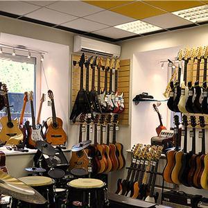 Музыкальные магазины Котельнича