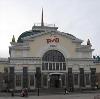 Железнодорожные вокзалы в Котельниче