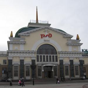 Железнодорожные вокзалы Котельнича